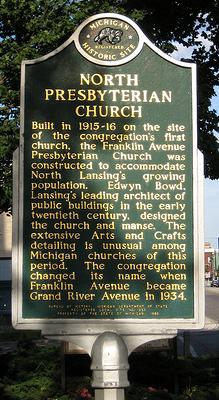 what history presbyterianism